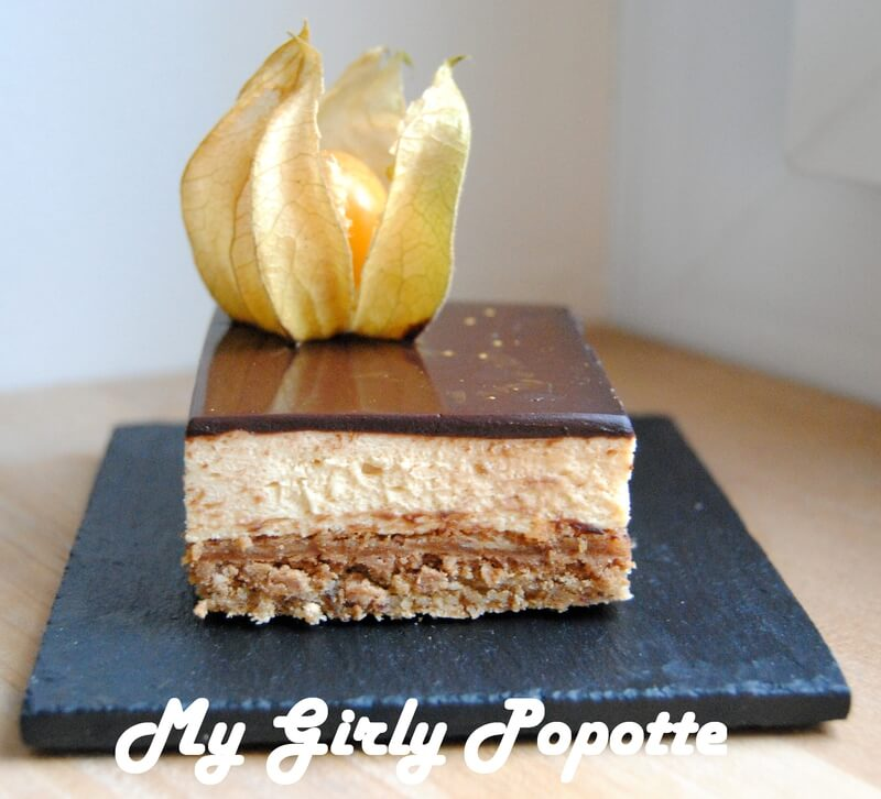 Cake Croustillant Au Chocolat
