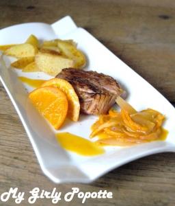 magret-de-canard-a-l-orange