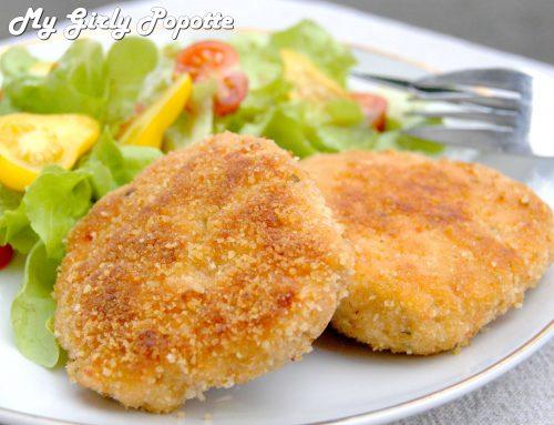 Croquettes au poulet et à la tomate