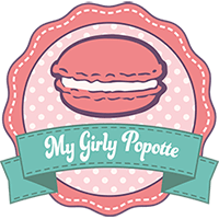Recettes My Girly Popotte Logo