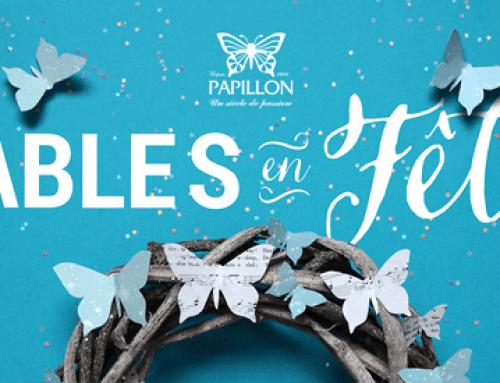 Concours Roquefort Papillon «Tables en fêtes»