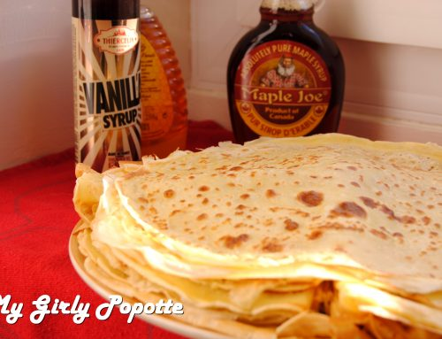 Crêpes, churros, accompagnements … billet spécial chandeleur
