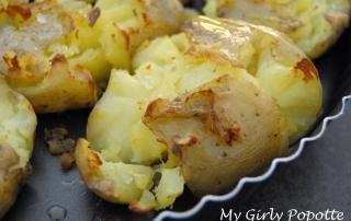 pommes de terre tapées my girly popotte