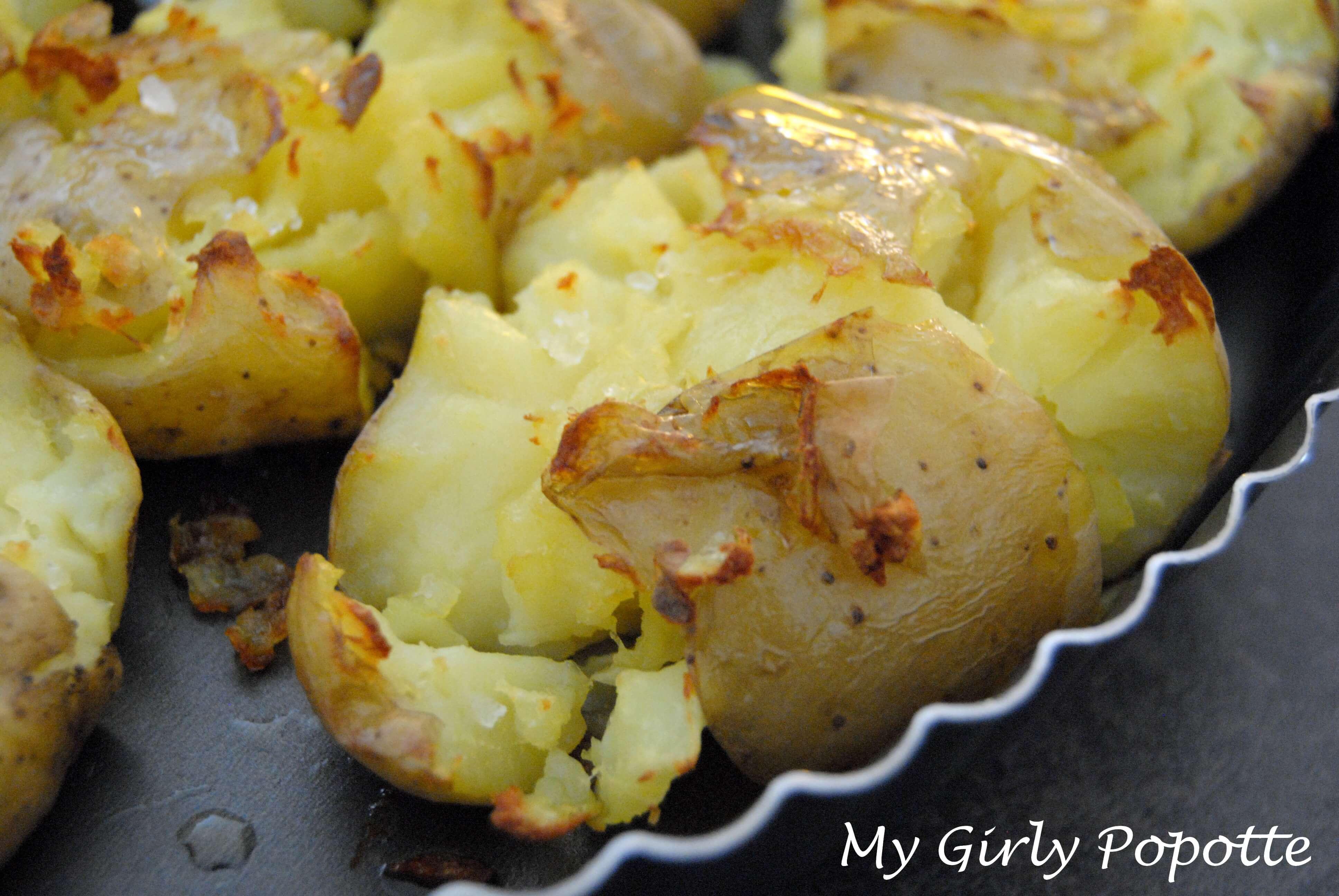 Pommes de terres tap es l 39 huile d 39 olive - Conserver les pommes de terre ...