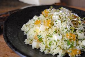 salade de semoule à la tomme 2