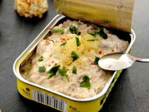Rillettes de sardines my girly popotte