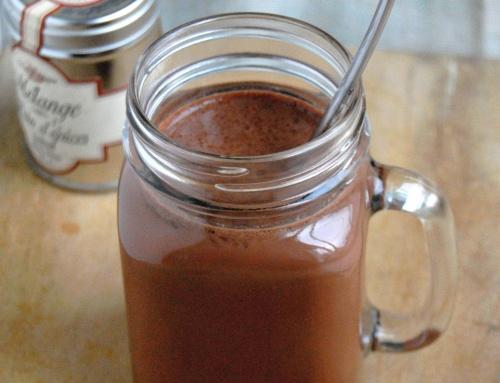 Chocolat chaud aux épices – La pause réconfortante et gourmande