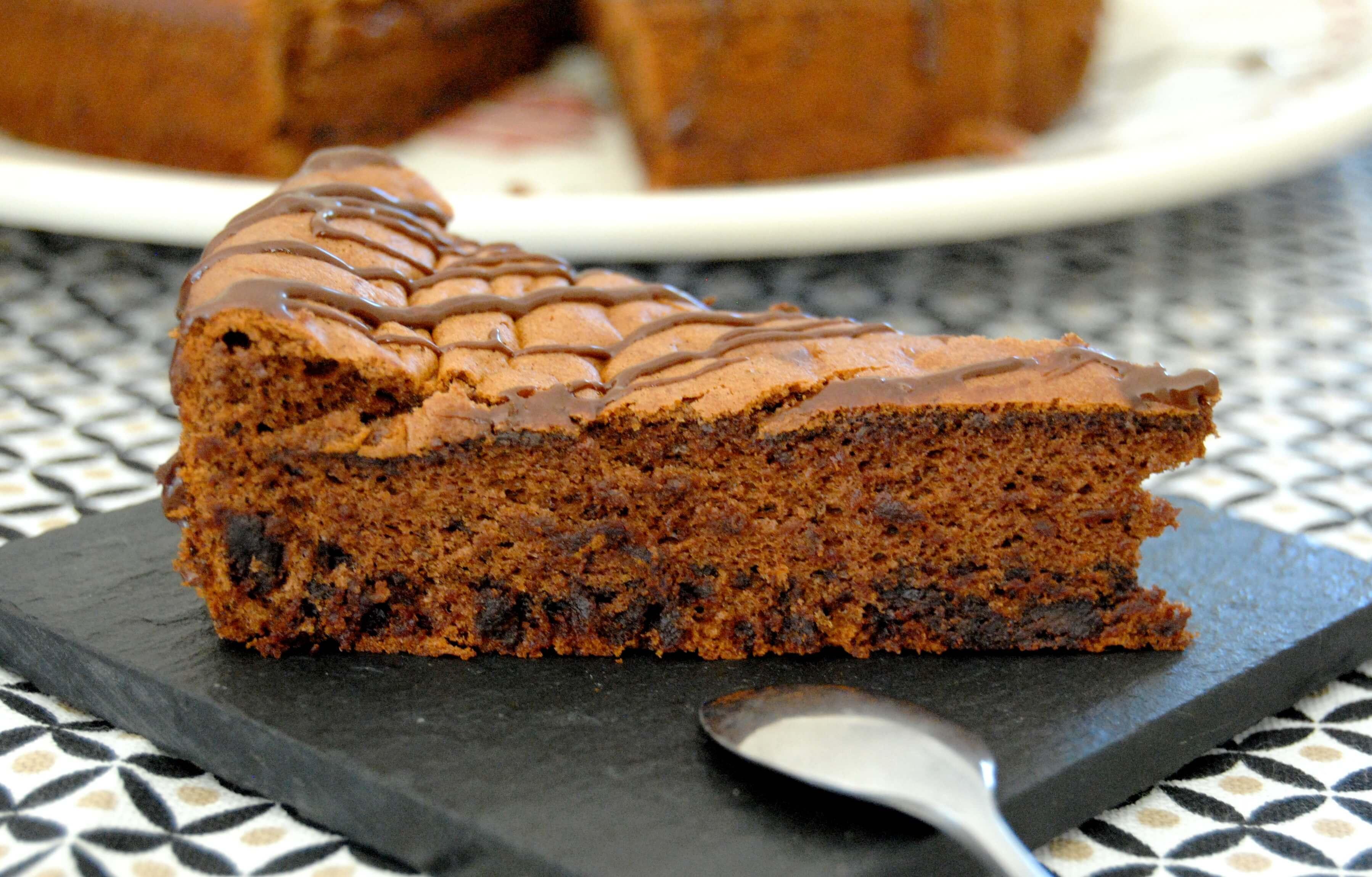 Recette gateau chocolat ingredient