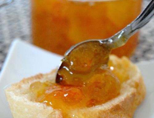 Marmelade cédrat main de bouddha, bergamote