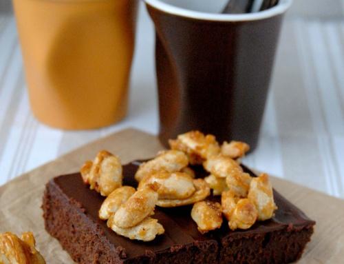 Fondant chocolat mascarpone de Cyril Lignac – Version sans gluten