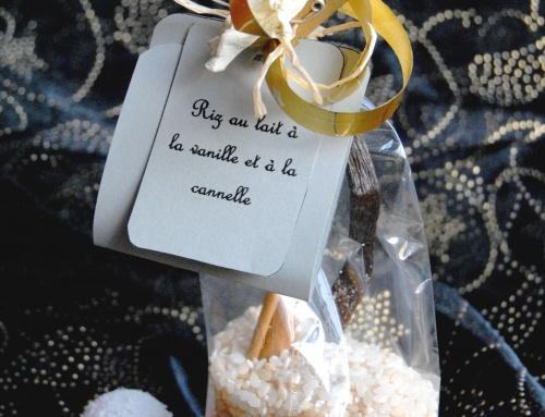 Riz au lait – kit cadeau gourmand