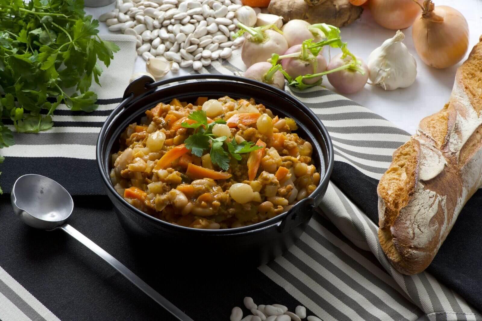 cassoulet-végétarien-haricot-tarbais