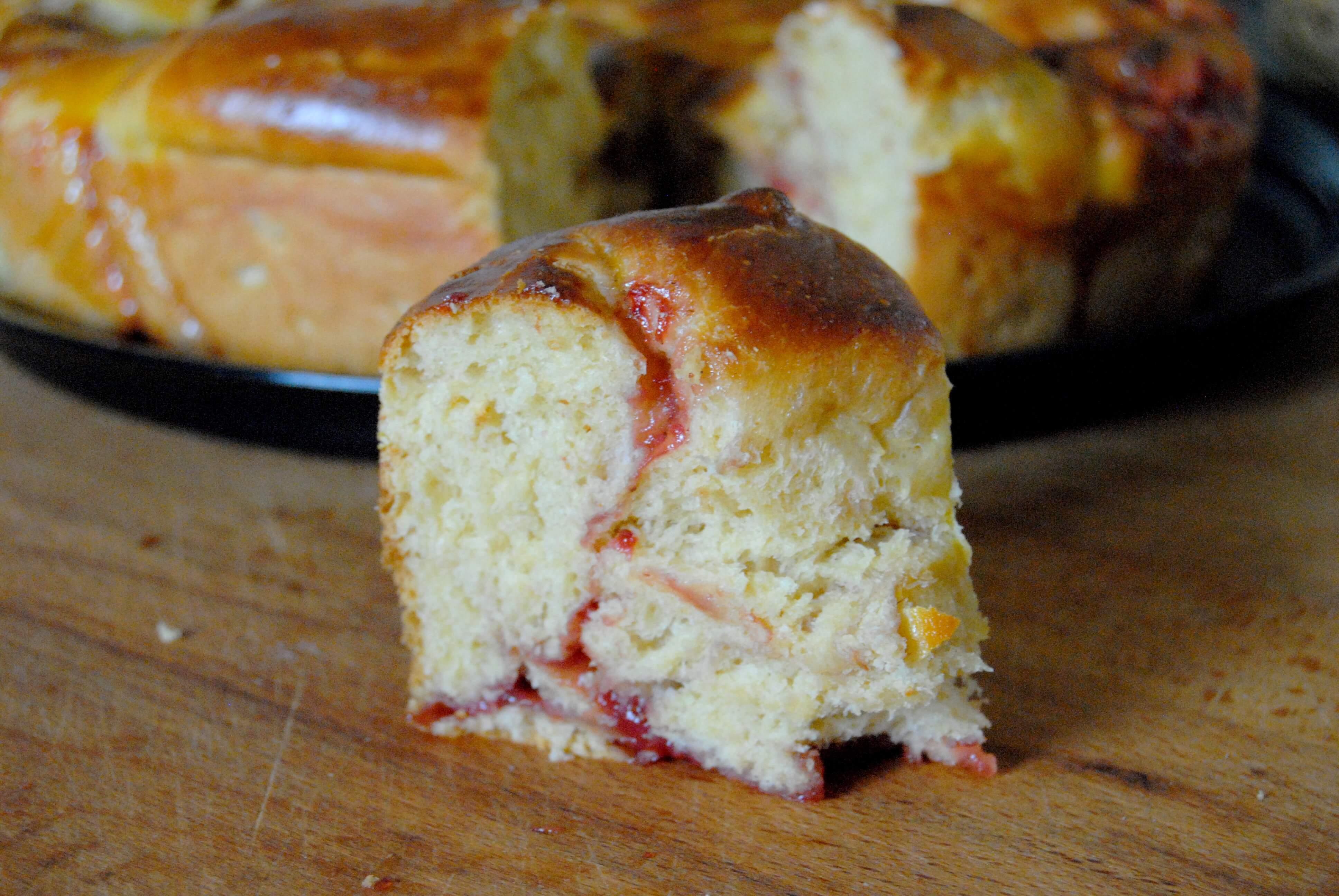 brioche-confiture-fraise