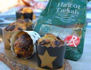 muffins-haricots-tarbais
