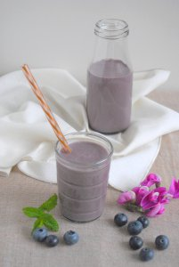 smoothie-myrtille