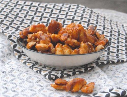 Chouchous – Cacahuètes caramélisées