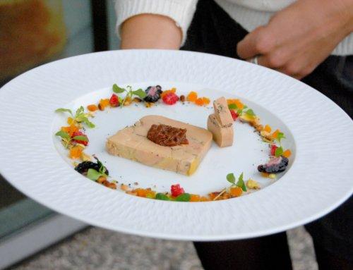 Comment dresser une assiette de Foie Gras ?