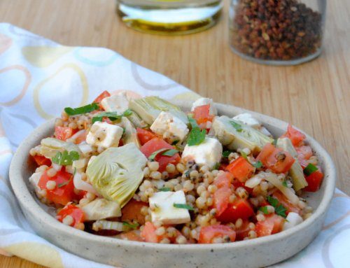 Salade au sorgho – Sans gluten