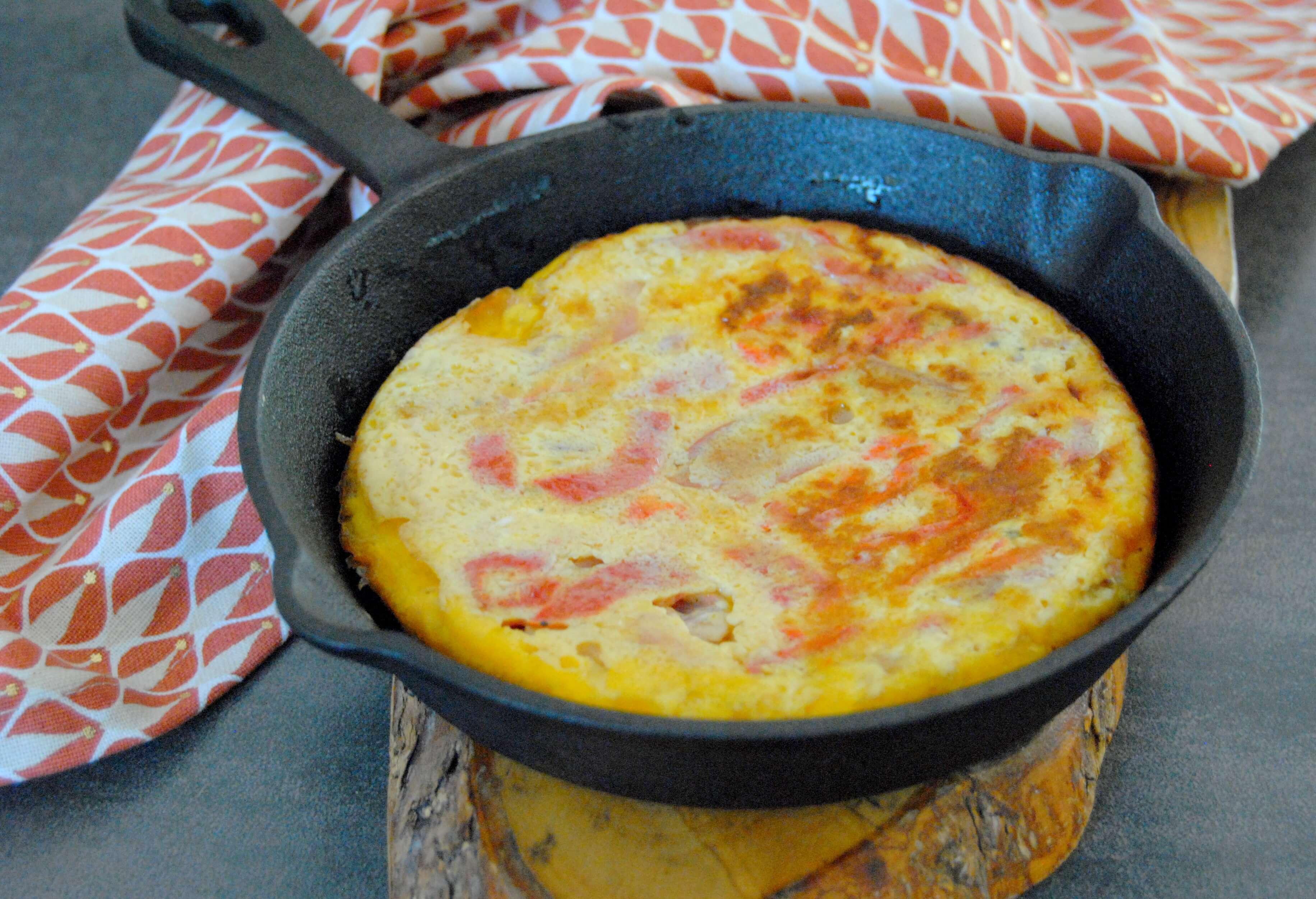 tortilla-au-jambon-de-bayonne-et-aux-poivrons