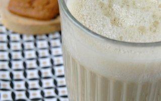 matcha chaî latte