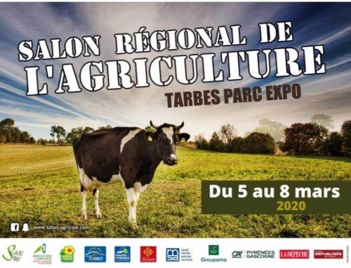 Concours – Gagnez vos entrées pour le Salon de l'Agriculture de Tarbes