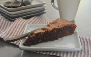 gateau fondant-chocolat-amandes