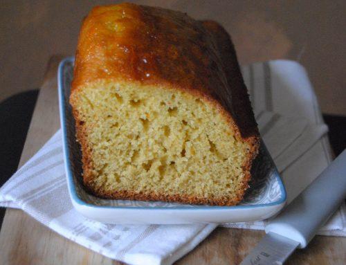 Cake à la mandarine : Recette sans beurre