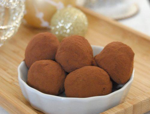 Truffes au chocolat recette facile